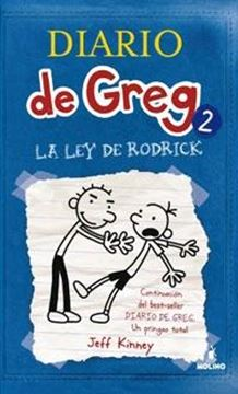 "Diario de Greg 2 ""La ley de Rodrick"""