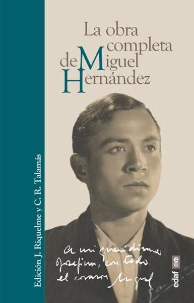 La obra completa de Miguel Hernández
