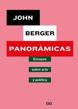 """Panorámicas """"Ensayos sobre arte y política"""""""