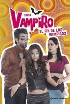 "Imagen de Chica Vampiro. El fin de los vampiros ""Narrativa """
