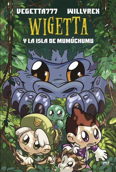 Imagen de Wigetta y la isla de Mumúchumu