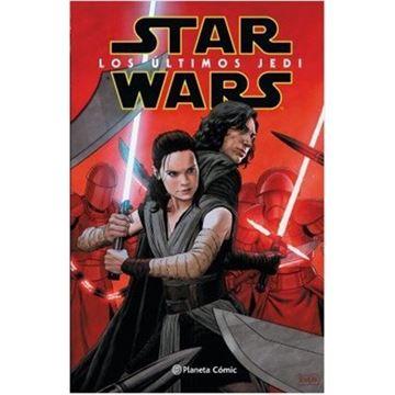 Imagen de Star Wars Los últimos Jedi (tomo recopilatorio)