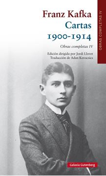 """Cartas (1900-1914) """"Obras Completas Volumen IV"""""""