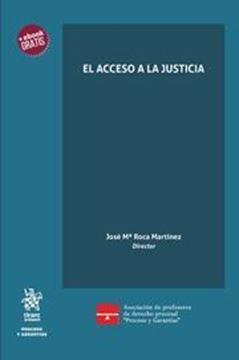 Imagen de Acceso a la Justicia, El, 2018