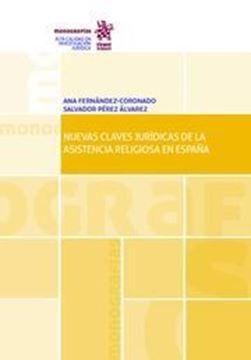 Imagen de Nuevas Claves Jurídicas de la Asistencia Religiosa en España, 2018