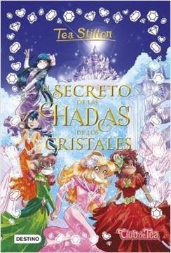 Imagen de Secreto de las hadas de los cristales, El