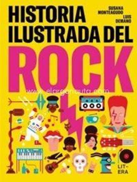 Imagen de Historia ilustrada del rock, 2018