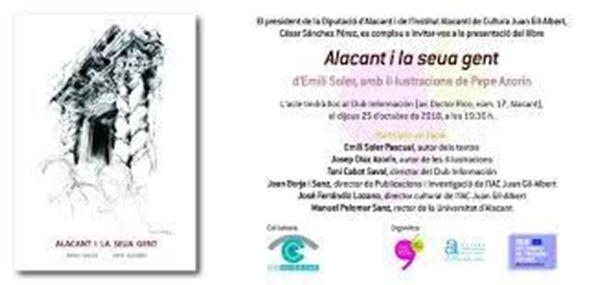 Imagen de Alacant i la seua gent