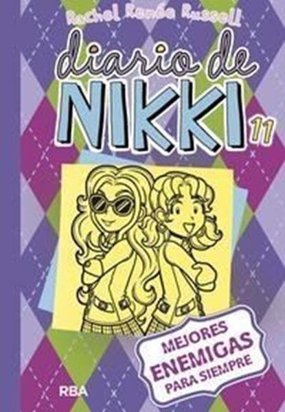 Imagen de Diario de Nikki 11: Mejores enemigas para siempre