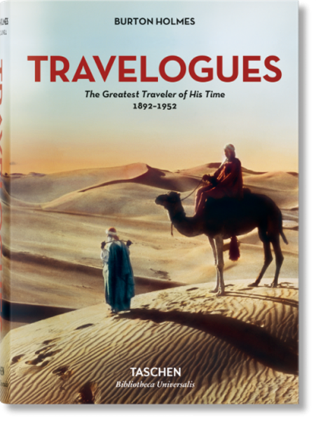 "Imagen de Travelogues ""The Greates traveler of his time 1892-1952"""