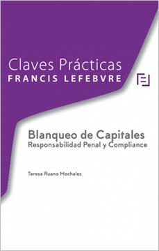 """Imagen de Claves Prácticas Blanqueo de Capitales, 2018 """"Responsabilidad penal y compliance"""""""