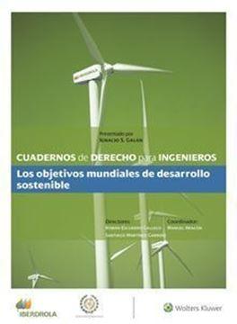 """Imagen de Cuadernos de Derecho para Ingenieros (n.º 43) """"Los objetivos mundiales de desarrollo sostenible"""""""