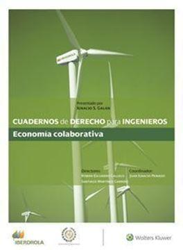 """Imagen de Cuadernos de Derecho para Ingenieros (n.º 46) """"Economía colaborativa"""""""