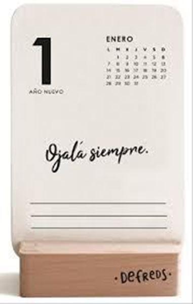 Calendario Defreds 2019 Haz Más Bonito Tu Mundo 365 Frases Para 2019
