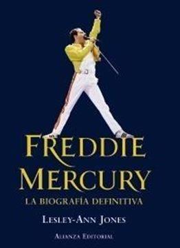 """Freddie Mercury """"La biografía definitiva"""""""