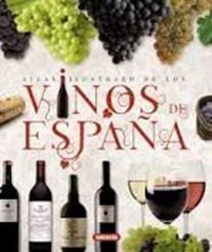 "Imagen de Vinos de España ""Atlas ilustrado"""