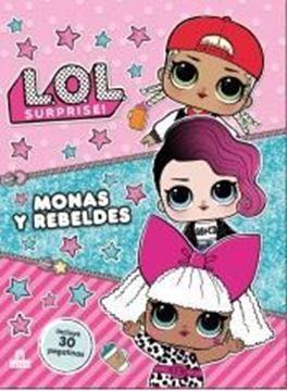 Imagen de Lol Surprise! Monas y rebeldes