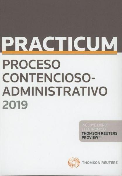 Imagen de Practicum proceso Contencioso - Administrativo 2019 (DÚO)