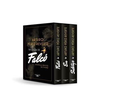 """Trilogía de Falcó  """"Un espía al servicio de sí mismo"""""""