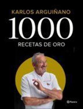 Imagen de 1000 recetas de oro