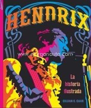 "Imagen de Hendrix, 2018 ""La historia ilustrada"""