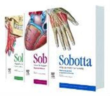 "Atlas Anatomía Humana 3 Volúmenes + Acceso Online ""(Sobotta)"""