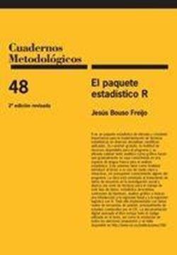 El paquete estadístico R, 2ª ed, 2018