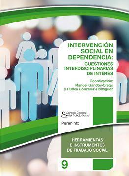 """Intervención social en dependencia: cuestiones interdisciplinares, 2018 """"Cuestiones interdisciplinarias de interés"""""""
