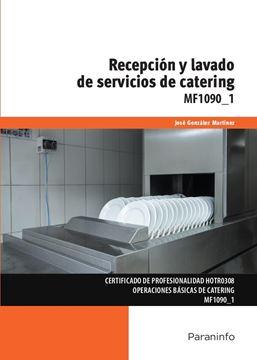 Recepción y lavado de servicios de catering, 2018