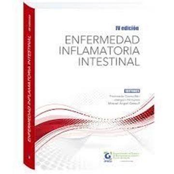 Imagen de Enfermedad inflamatoria intestinal 4ª ed, 2018