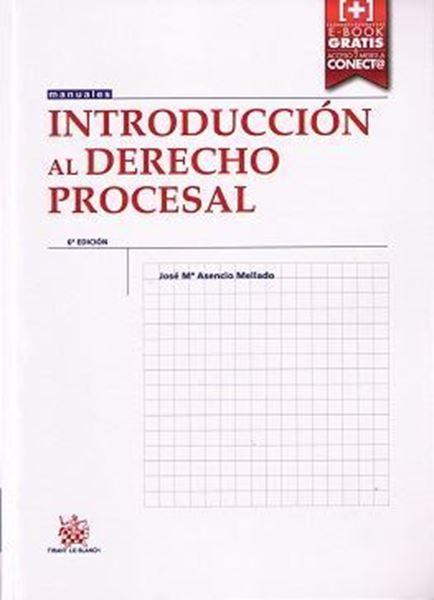 Imagen de Introducción al derecho procesal, 6ª  (2015)
