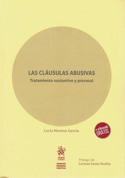 Imagen de Las Cláusulas abusivas, tratamiento sustantivo y procesal, 2019