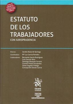 Imagen de Estatuto de los trabajadores con jurisprudencia, 2019