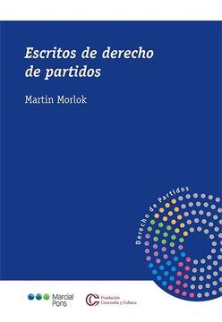 Imagen de Escritos de derecho de partidos, 2019