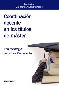 Coordinación docente en los títulos de máster, 2019