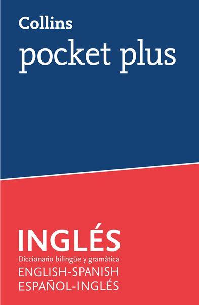 """Diccionario Pocket Plus Inglés (Pocket Plus), 2019 """"Diccionario bilingüe y gramática Español-Inglés   English-Spanish"""""""
