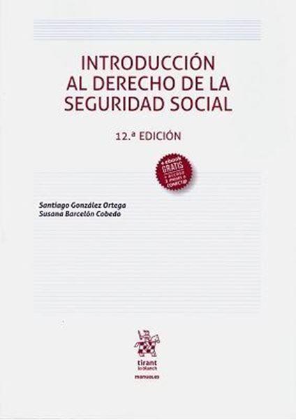 Imagen de Introducción al Derecho de la Seguridad Social 12ª ed, 2018
