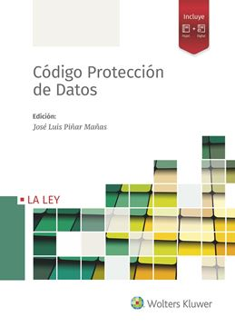 Código Protección de Datos, 2019