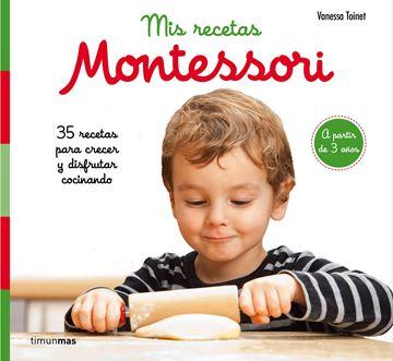 Mis recetas Montessori, 2019