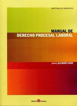 Manual de derecho Procesal Laboral (2015)