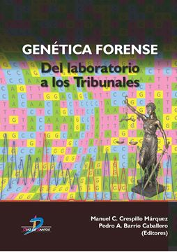 """Genética forense, 2019 """"Del laboratorio a los tribunales"""""""