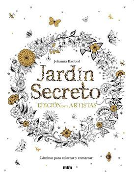 "Jardín Secreto ""Edición para artistas"""
