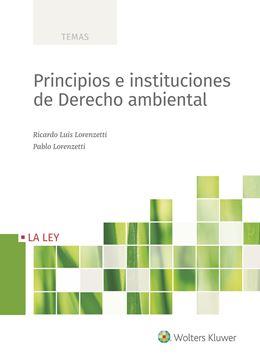 Principios e instituciones de derecho ambiental, 2019