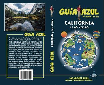 California y Las Vegas Guía Azul 2019