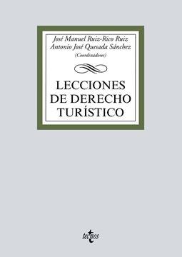 Lecciones de Derecho Turístico, 2019