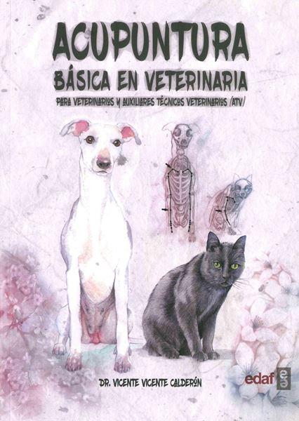 """Acupuntura básica en Veterinaria """"Para veterinarios y auxiliares técnicos veterinarios"""""""
