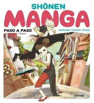 """Shonen manga """"Paso a paso"""""""