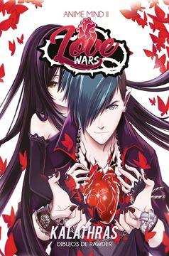 "Love Wars ""Dibujos de Rawder"""
