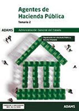 Imagen de Temario 2 Agentes de Hacienda Pública Administración General del Estado, 2019
