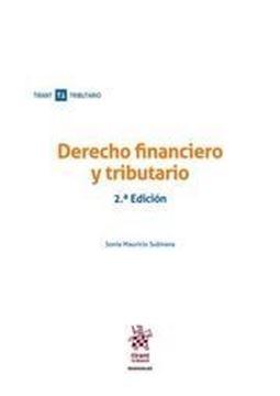 Imagen de Derecho financiero y tributario, 2ª ed, 2019